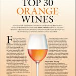 top 30 orange wines decanter